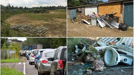 Flytipping is reported to be on the rise since new charges for dumping DIY waste were introduced in