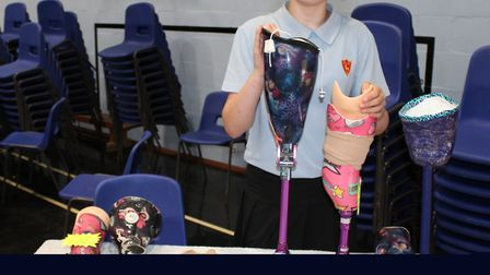 80 pupils took part in Neatherd High School's science fair. Picture: Supplied by Neatherd High Schoo