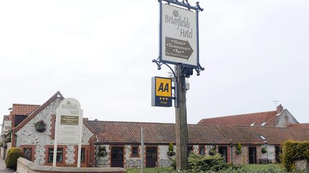 Briarfields Hotel and Restaurant in Titchwell Picture: Matthew Usher