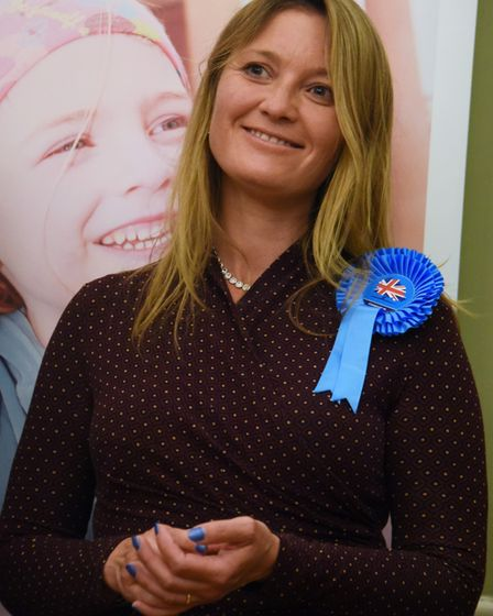 Lana Hempsall, who is nominated to be Broads Authority chairman Picture: DENISE BRADLEY