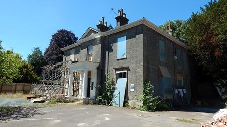 Plantation House, Earlham Road, formerly the Beeches hotel, sold prior to auction. Pic: www.auctionh