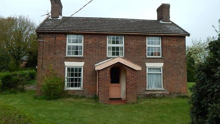 Ashleigh Farm, Pulham Market, which sold after being in the same family for 73 years. Pic: www.aucti
