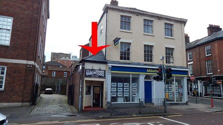 16, St Andrew's Street, Norwich; sold for £80,000 at auction. Pic: www.auctionhouse.co.uk
