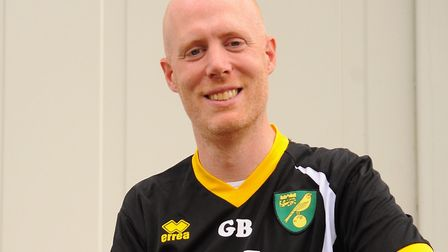 Former Norwich City academy manager and academy head of recruitment Gregg Broughton Picture: DENISE