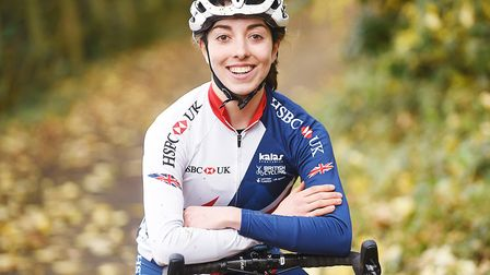 Sophie Wright has been selected to compete at the European Championships Picture: Ian Burt
