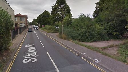 Station Road in Attleborough. Picture: Google StreetView