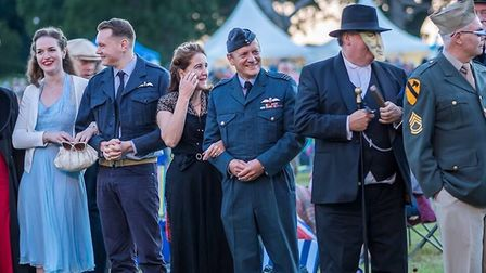 The concert will pay tribute to RAF servicemen and women past and present