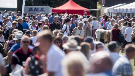 Crowds are expected to flock to the event. Picture: Matthew Usher.