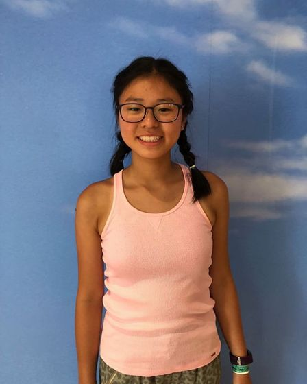 Polly Chan's poem Norfolk was one of the two winning entries in the Norfolk Day writing competition