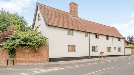 Cock Street House, Wymondham, for sale. Pic: williamhbrown.co.uk