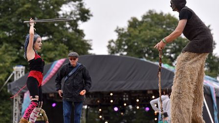 Diss Gig in the Park.Picture: Nick Butcher