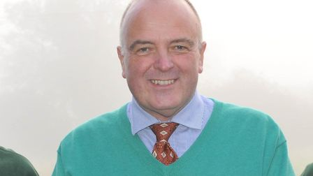 South Norfolk councillor Michael Edney. Photo: Submitted