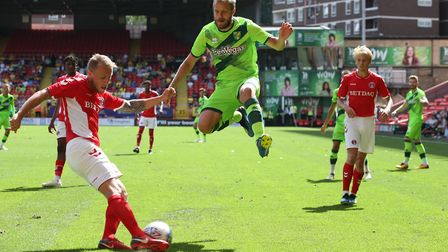 Can Teemu Pukki hit the ground running in the Championship? Picture: Paul Chesterton/Focus Images Lt