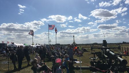 We had a lovely day at Old Buckenham Airshow. Picture contributed