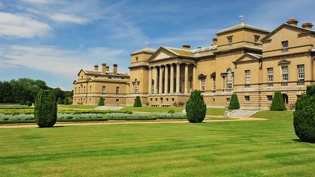 The Summer Sounds festival is taking place in the courtyard at Holkham Hall Photo:Holkham Hall