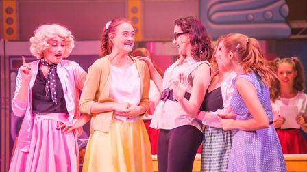 Norwich Theatre Royal Youth Company's production of Grease.Photo: Richard Jarmy Photography
