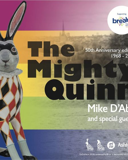 Manfred Mann singer Mike D'Abo has joined in the GoGoHares fun by releasing a new version of the ban
