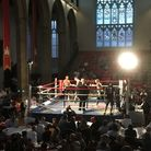 Boxing at The Halls in Norwich Picture: Chris Lakey