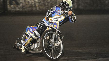 Kyle Newman has been drafted in as a guest for Lynn's visit by Somerset Picture: Ian Burt