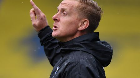 Birmingham City manager Garry Monk during the pre-season friendly match at the St Andrew's Trillion