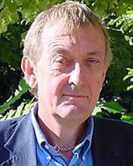 Social historian Alun Howkins who has died aged 70. Picture: University of Sussex