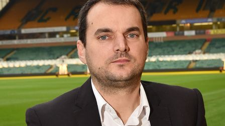City sporting director Stuart Webber spoke to the media ahead of the new season kicking off Picture: