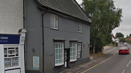 Manor House Dental Surgery, in Long Stratton. Photo: Google Maps