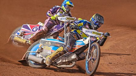King's Lynn's Ty Proctor in action for Australia. Picture: Taylor Lanning
