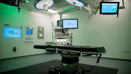 A Theatre at The Queen Elizabeth Hospital in King's Lynn. Photo: The Queen Elizabeth Hospital