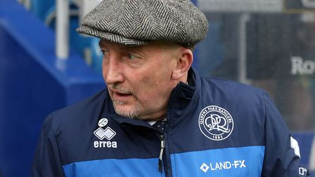 Former QPR boss Ian Holloway has been working as a pundit for Quest Picture: Paul Chesterton/Focus I