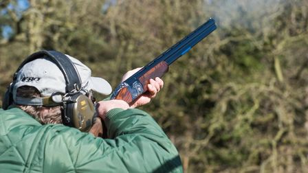 The clay shoot is hoping to raise thousands. Picture: Elliott Simpson