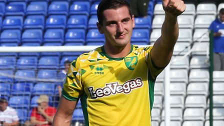 Kenny McLean has been handed his first Canaries start Picture by Paul Chesterton/Focus Images