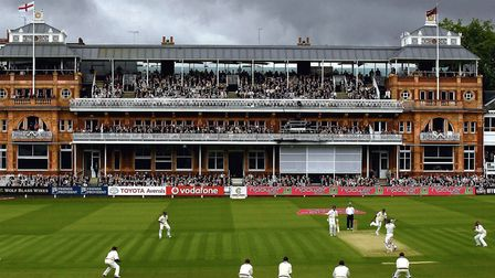 Lord's Cricket Ground today Picture: Rebecca Naden/PA Wire