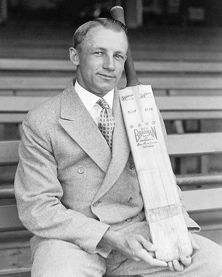 Don Bradman, the run machine who loved taking hundreds off England's bowlers. Picture: Wikipaedia