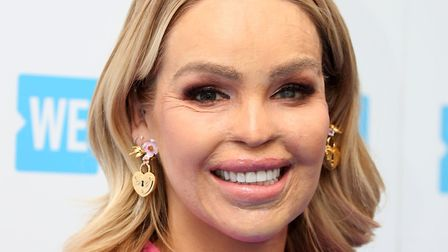 Katie Piper has signed up to take part in this year's series of Strictly Come Dancing. (Picture: Isa