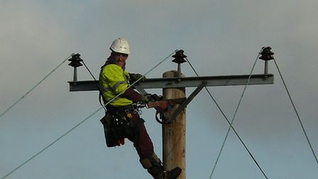 UK Power Networks staff are investigating. Picture: Archant