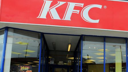 KFC will be offering free food to students collecting their A-level results on Thursday. Picture: Ja