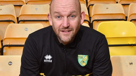 Norwich City academy manager Steve Weaver Picture: Sonya Duncan