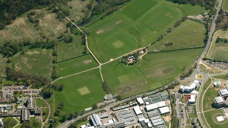 Picture by Mike Page. Picture shows:UEA Sports ground where Norwich Rugby Club are hoping to move.