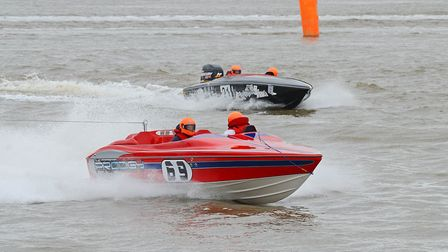 Scenes from the Hanseatic Ski Race in King's Lynn 2018. Photo: Neil Foster/Waterfront Yachting