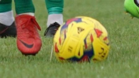 Dereham fell to a 1-0 defeat to Felixstowe & Walton. Picture: Archant