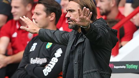 Norwich City's latest trip to Bramall Lane had a sting in the tail Picture: Paul Chesterton/Focus Im