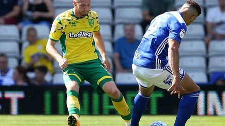 James Husband has left Norwich City on loan, joining Fleetwood until January Picture: Paul Chesterto