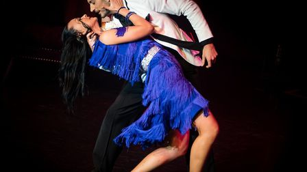 Strictly Come Dancing star Giovanni Pernice will be back in the region with leading lady Luba Musht