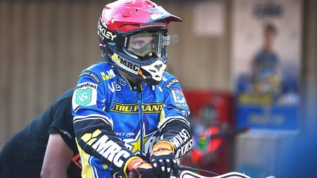 Niels Kristian Iversen is to miss the Stars double header against Wolverhampton Picture: Ian Burt