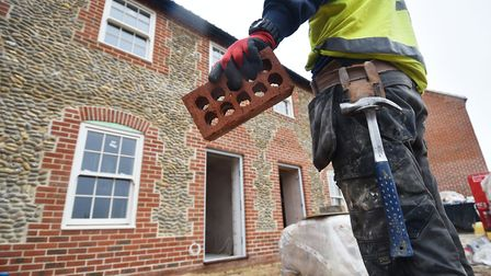 The Federation of Master Builders is warning that skills shortages could soon become the biggest bar