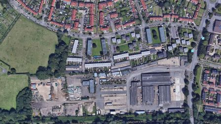 The Mile Cross depot. Picture: Google