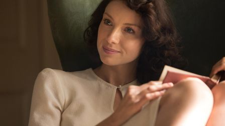 Caitriona Balfe in Outlander Photo: Channel 4