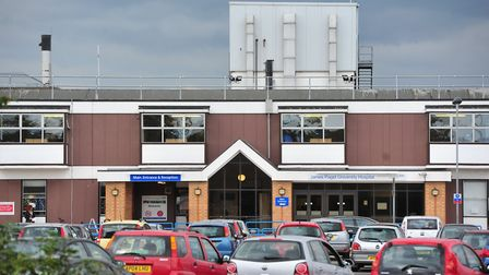 The James Paget hospital Picture: Nick Butcher