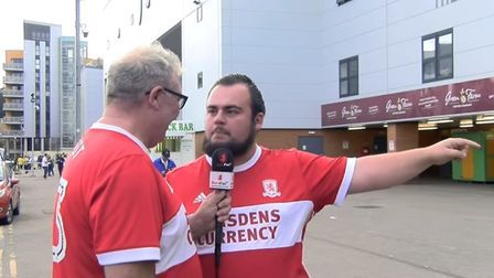 Boro Fan TV dissect their team's defeat to Norwich City Picture: Youtube.com/BoroFanTV